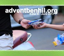 Buletin AdventBenhil.org Edisi Ke-6 - Juni 2017